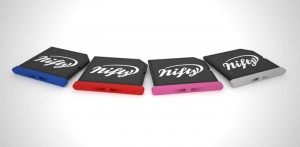 MacBookPro用のNifty MiniDrive