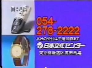 静岡の日本文化センターの番号