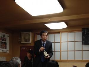 朝日酒造・松井さん