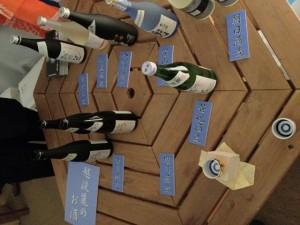 越淡麗で作られた日本酒