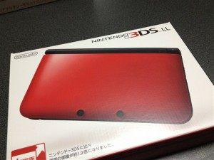 3DS LLの購入