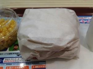 ケンタッキーチキンライスの包み紙