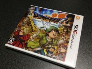 3DS版『ドラゴンクエストVII エデンの戦士たち』リリース