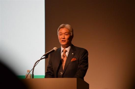 こちらが澤田道隆社長