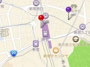 [iPhone/iPad] iOSの地図アプリが大幅改善