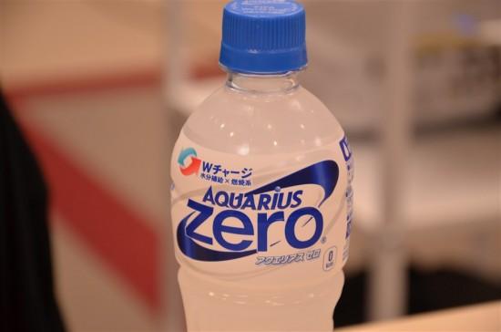 今までのパッケージに比べて『ZERO』の文字がより大きくなっています