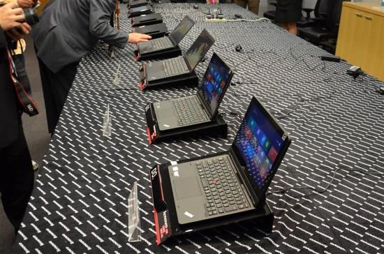 [レノボ] ThinkPad 新製品発表イベントに参加してきました