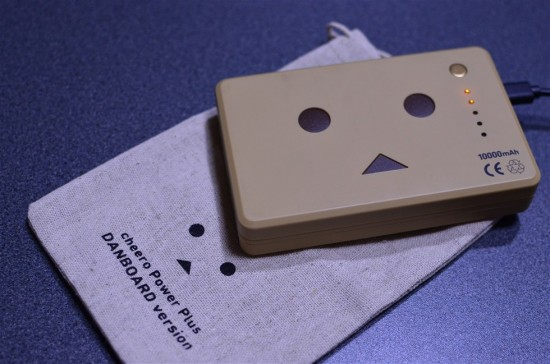 『cheero Power Plus DANBOARD version』の感想
