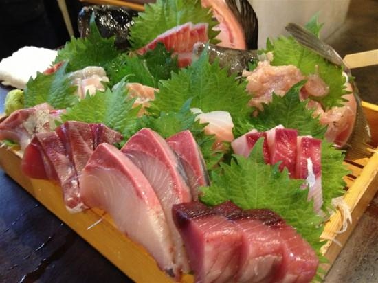 [横浜] 漁酒場『まるう商店』