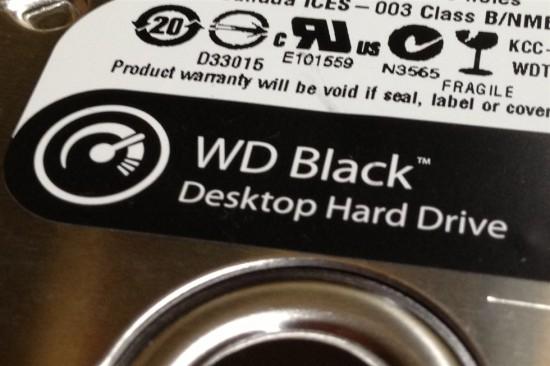 5年保証が付くウエスタンデジタルのハードディスク『WD1002FAEX』