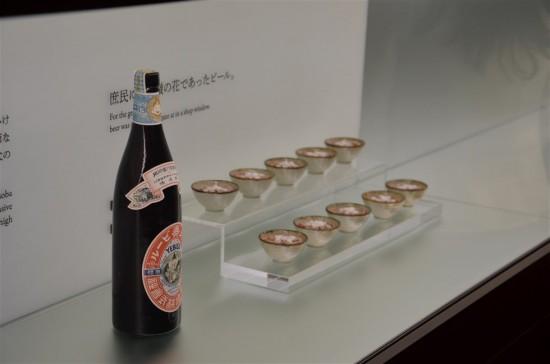 1904年(明治37)頃のビール1本の値段は20銭。現代の価格に換算すると約3,000円ととても高価な飲み物でした