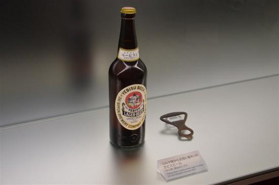 製ビン技術の向上で規格化・標準化が進み、大正前期に王冠の本格採用が始まったとの事