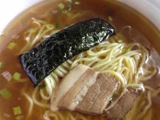 カップ麺になった『福の神食堂 中華そば』を食べてみた