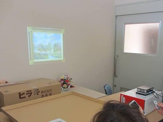 江夏画廊のご自宅絵画展