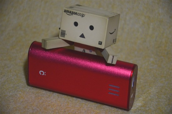 cheero Power Plus 2 miniの感想