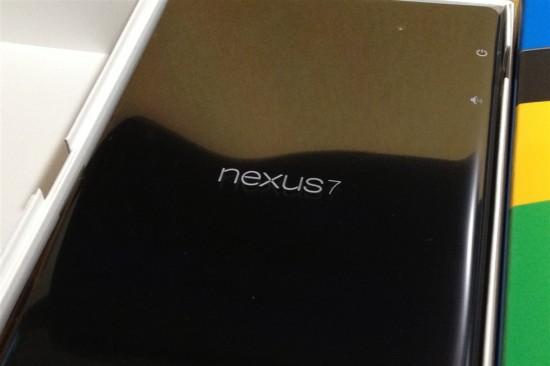 2013年版Nexus7フォトレビュー