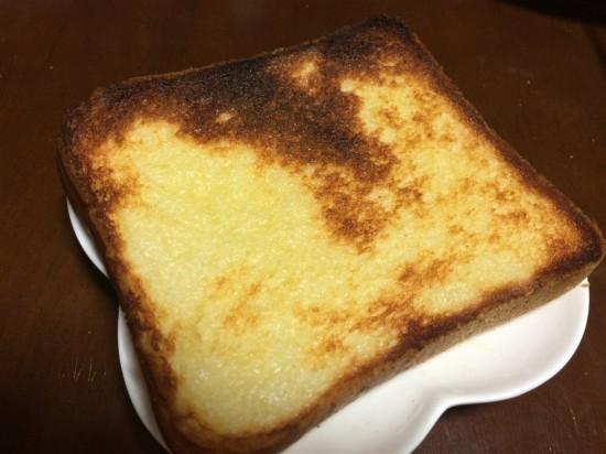 ぬってから焼く!チーズがこんがりソフト