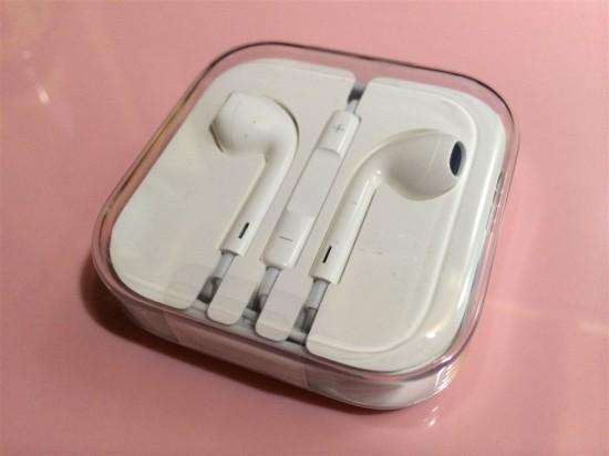 Apple純正イヤホン『EarPods』