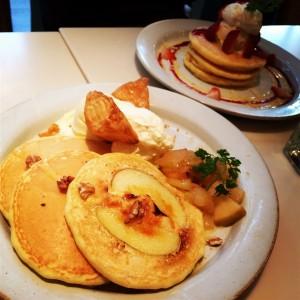 j.s. pancake cafe 自由が丘店の詳細