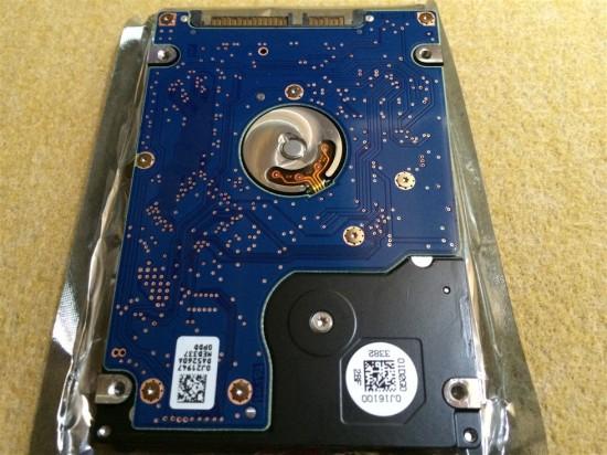 2.5インチHDDを外付けケースに装着して認識されない原因