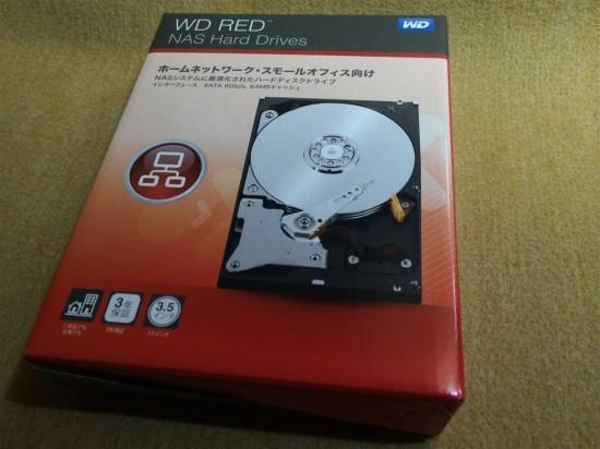 WD30EFRX(3.5inch 3.0TB SATA3.0)