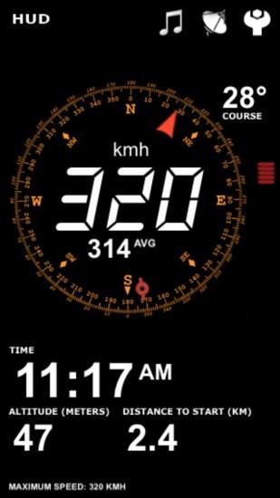 新幹線はやぶさの最高時速