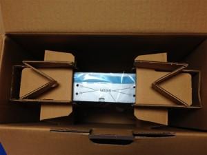 BRXL-PI12FBS-BKの箱の中身