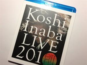 Koshi Inaba LIVE 2010~en II~のブルーレイディスク