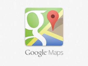 iOS用地図アプリ『Google Maps』リリース