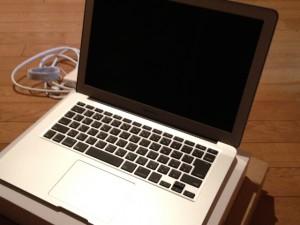 13インチMacBook Air(13-inch, mid 2012)を購入してみた