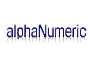 alpha_numeric