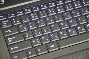 スパラ『GM680M』のキーボード