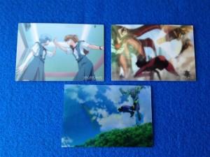 ヱヴァンゲリヲンチップスのカード