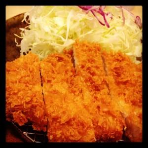 とんかつ和定食の店『松乃家』の感想
