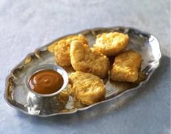 チキンマックナゲット レッドカレーソース