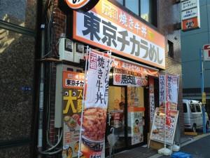 東京チカラめし 秋葉原1号店の外観