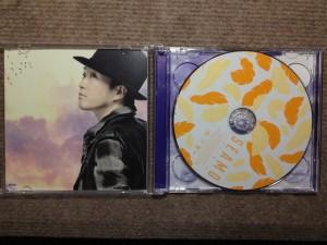 汚れた翼で(初回限定盤)(DVD付)ジャケット裏側